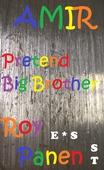 AMIR Pretend Big Brother (short text, English / Swedish)