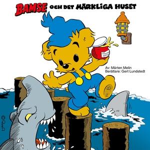 Bamse och det Märkliga huset (ljudbok) av Mårte