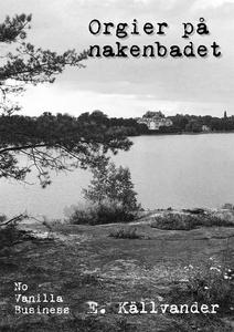 Orgier på nakenbadet (ljudbok) av E. Källvander