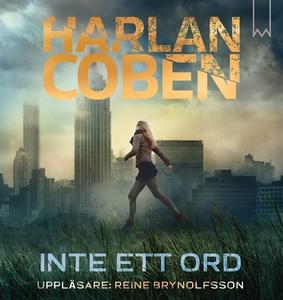 Inte ett ord (ljudbok) av Harlan Coben