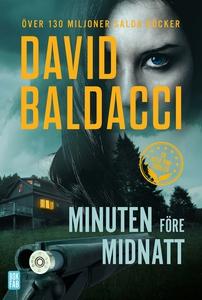 Minuten före midnatt (e-bok) av David Baldacci