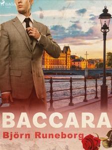 Baccara (e-bok) av Björn Runeborg