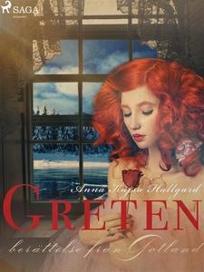 Greten: berättelse från Gotland (e-bok) av Anna