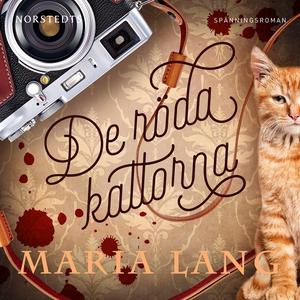 De röda kattorna (ljudbok) av Maria Lang