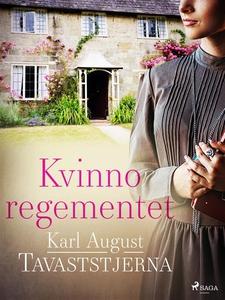 Kvinnoregementet (e-bok) av Karl August Tavasts
