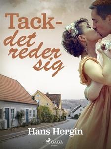 Tack - det reder sig (e-bok) av Hans Hergin