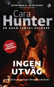 Ingen utväg (e-bok) av Cara Hunter