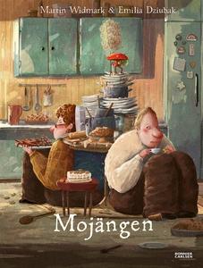 Mojängen (e-bok) av Martin Widmark