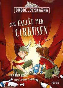 Dubbeldeckarna och fallet med cirkusen (e-bok)
