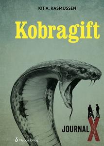 Kobragift (e-bok) av Kit A. Rasmussen