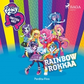 My Little Pony - Equestria Girls - Rainbow rokkaa