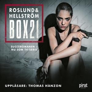 Box 21 (filmomslag) (ljudbok) av Roslund & Hell