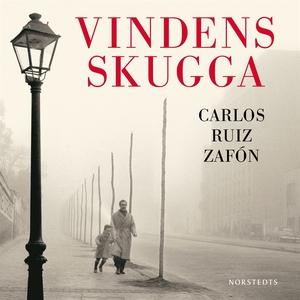 Vindens Skugga (ljudbok) av Carlos Ruiz Zafon