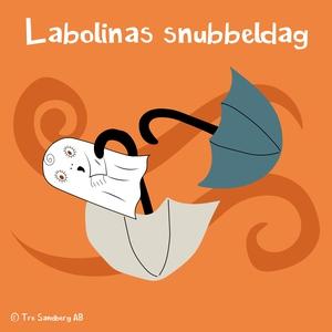 Labolinas snubbeldag (ljudbok) av Inger Sandber