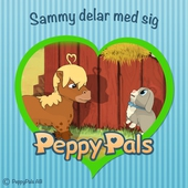 Sammy delar med sig