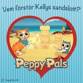 Vem förstör Kellys sandslott