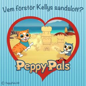 Vem förstör Kellys sandslott (ljudbok) av Erik