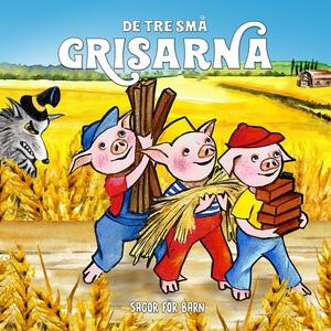 De tre små grisarna (ljudbok) av Staffan Götest
