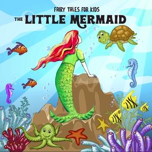 The Little Mermaid (ljudbok) av H.C. Andersen,