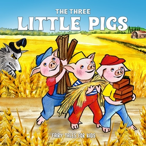 The Three Little Pigs (ljudbok) av Joseph Jacob