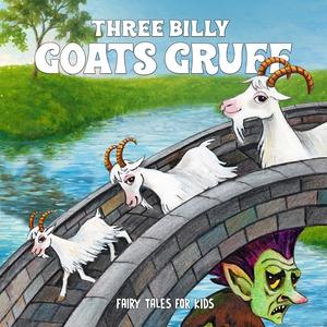 Three Billy Goats Gruff (ljudbok) av Staffan Gö