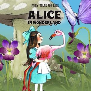 Alice in Wonderland (ljudbok) av Staffan Götest