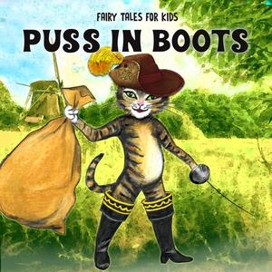 Puss in Boots (ljudbok) av Staffan Götestam, Jo
