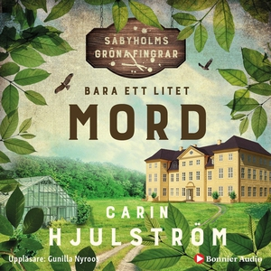 Bara ett litet mord (ljudbok) av Carin Hjulströ