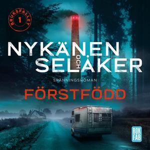 Förstfödd (ljudbok) av Joni Nykänen, Johannes S