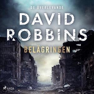 Belägringen (ljudbok) av David Robbins
