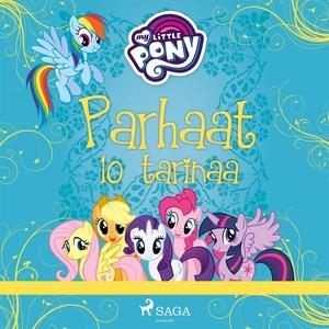 My Little Pony - Parhaat 10 tarinaa (ljudbok) a