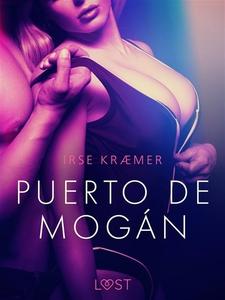 Puerto de Mogán - erotisk novell (e-bok) av Irs