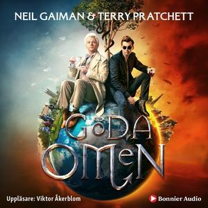 Goda omen (ljudbok) av Neil Gaiman, Terry Pratc