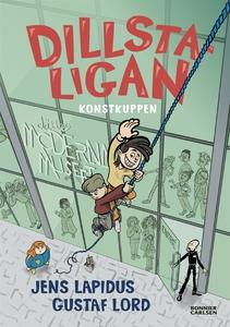 Dillstaligan: Konstkuppen (e-bok) av Jens Lapid