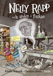 Nelly Rapp och anden i flaskan (e-bok) av Marti