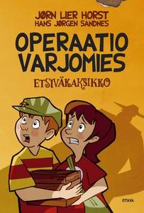 Operaatio Varjomies (e-bok) av Jørn Lier Horst