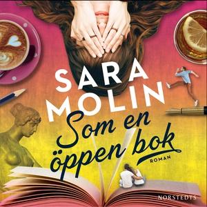 Som en öppen bok (ljudbok) av Sara Molin