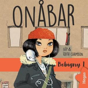 Onåbar (ljudbok) av Gép Chambon, Édith Chambon