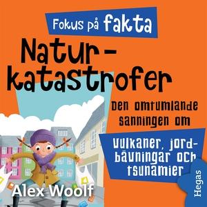 Naturkatastrofer (ljudbok) av Alex Woolf