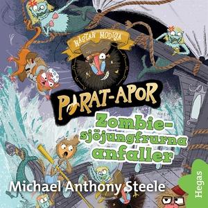 Pirat-apor 1: Zombie-sjöjungfrurna anfaller (lj