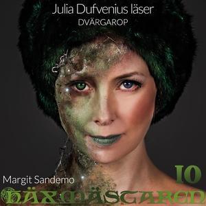 Dvärgarop (ljudbok) av Margit Sandemo