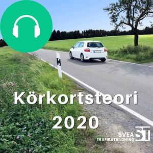 Körkortsteori 2020: den senaste körkortsboken (