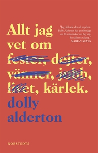 Allt jag vet om kärlek (e-bok) av Dolly Alderto