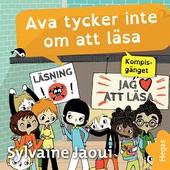 Kompis-gänget: Ava tycker inte om att läsa