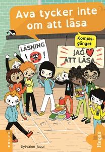 Kompis-gänget: Ava tycker inte om att läsa (e-b