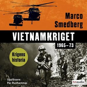 Vietnamkriget (ljudbok) av Marco Smedberg