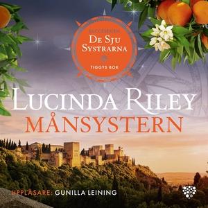 Månsystern : Tiggys bok (ljudbok) av Lucinda Ri
