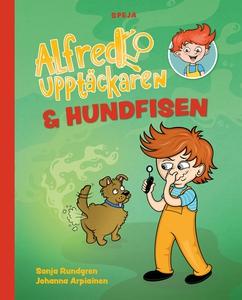 Alfred Upptäckaren och hundfisen (ljudbok) av S