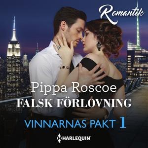 Falsk förlovning (ljudbok) av Pippa Roscoe