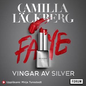Vingar av silver (ljudbok) av Camilla Läckberg